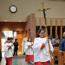 School Mass All Saints Day photo album